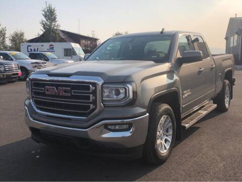 2017 GMC Sierra 1500 for sale at Snyder Motors Inc in Bozeman MT