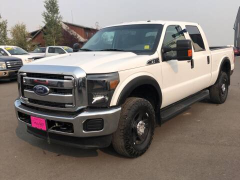 2011 Ford F-350 Super Duty for sale at Snyder Motors Inc in Bozeman MT