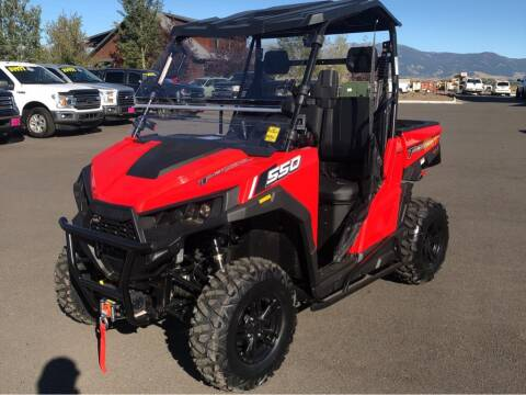 2020 Massimo T-BOSS 550 for sale at Snyder Motors Inc in Bozeman MT