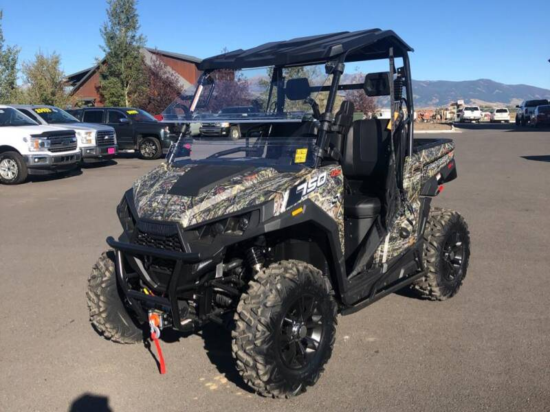 2020 Massimo T-BOSS 750 for sale at Snyder Motors Inc in Bozeman MT