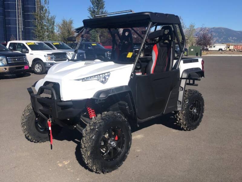 2020 Odes DOMMINATOR X2 for sale at Snyder Motors Inc in Bozeman MT