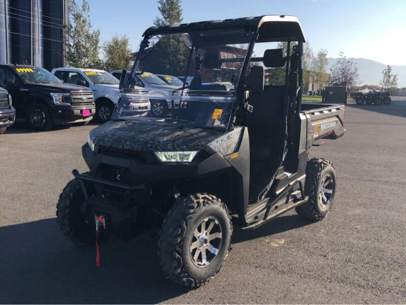 2020 Massimo Buck 450 for sale at Snyder Motors Inc in Bozeman MT