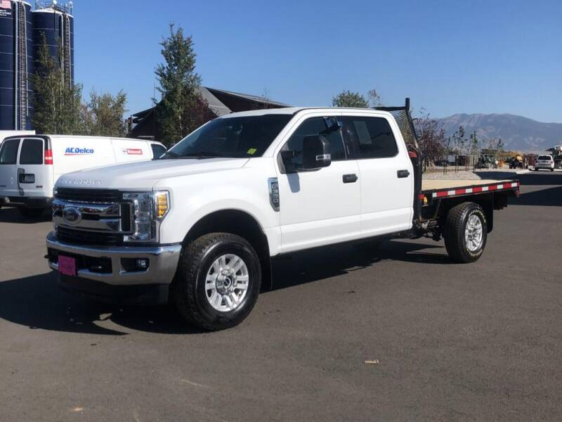 2018 Ford F-350 Super Duty for sale at Snyder Motors Inc in Bozeman MT