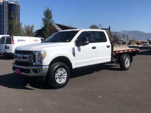 2018 Ford F-350 Super Duty for sale at Snyder Motors Inc in Bozeman MT