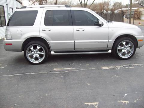 2007 Mercury Mountaineer
