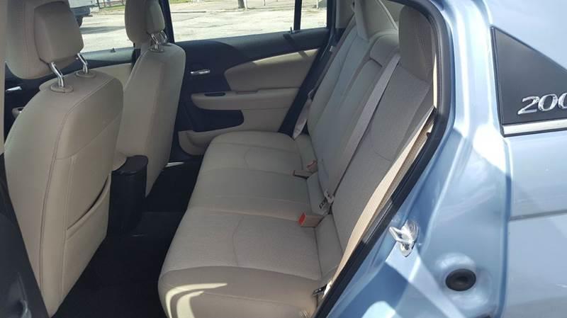 2012 Chrysler 200 Touring 4dr Sedan - Pasadena TX