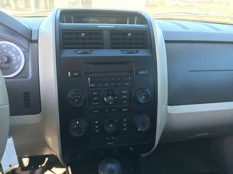2012 Ford Escape XLS 4dr SUV - Pasadena TX