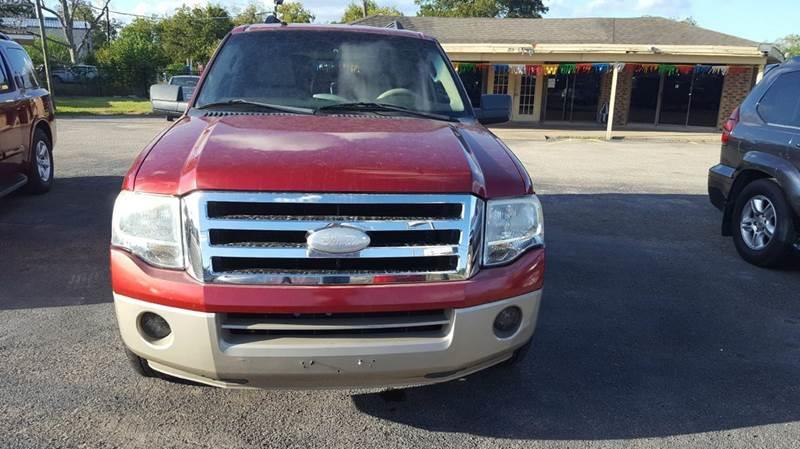 2007 Ford Expedition EL 4x2 Eddie Bauer 4dr SUV - Pasadena TX