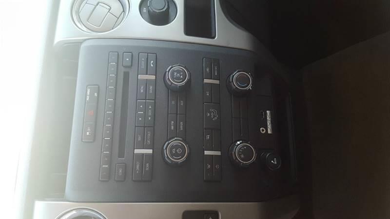 2011 Ford F-150 4x2 FX2 4dr SuperCrew Styleside 5.5 ft. SB - Pasadena TX