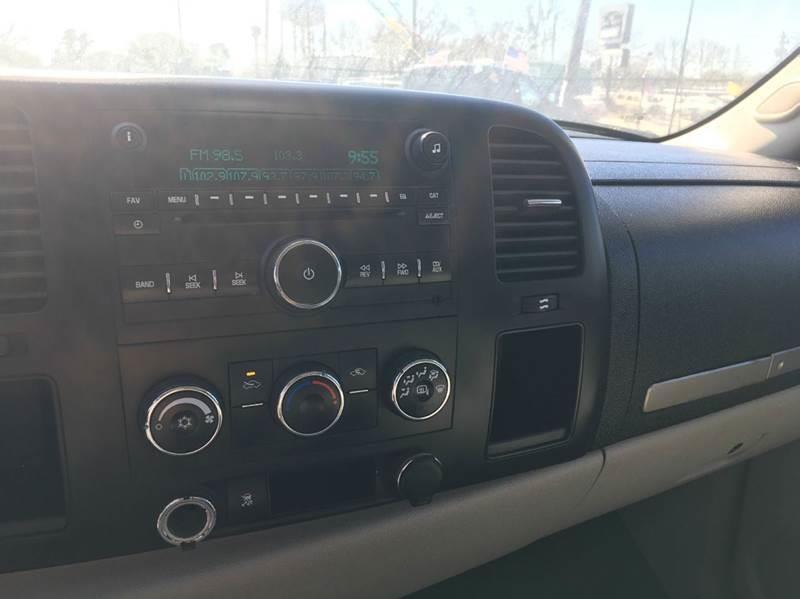 2011 Chevrolet Silverado 1500 4x2 LT 4dr Extended Cab 6.5 ft. SB - Pasadena TX