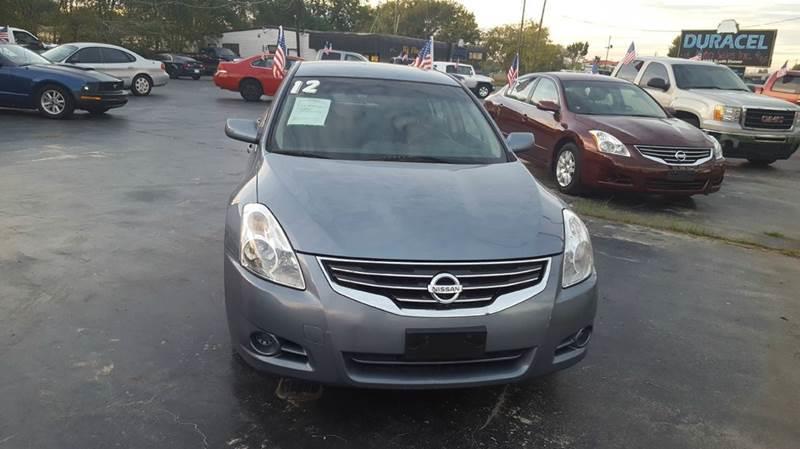 2012 Nissan Altima 2.5 4dr Sedan - Pasadena TX