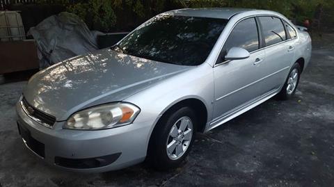 2010 Chevrolet Impala