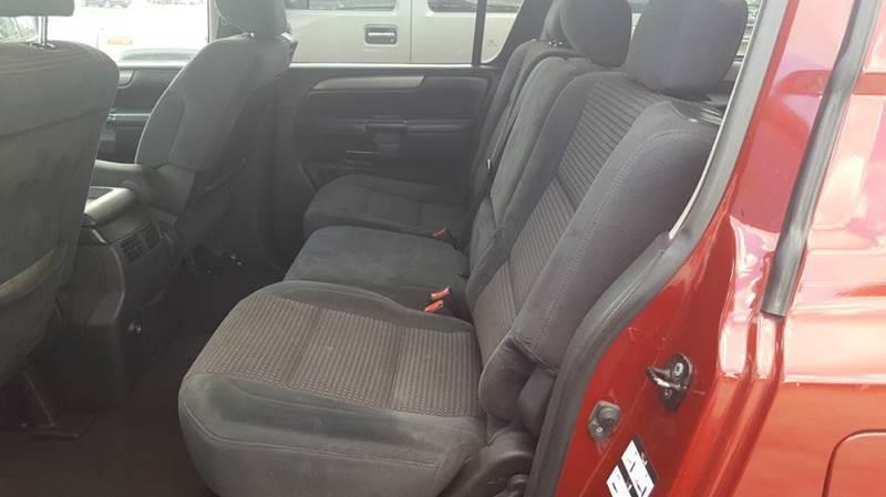 2008 Nissan Armada 4x2 SE 4dr SUV - Pasadena TX