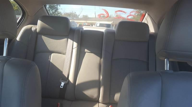 2008 Infiniti G35 4dr Sedan - Pasadena TX