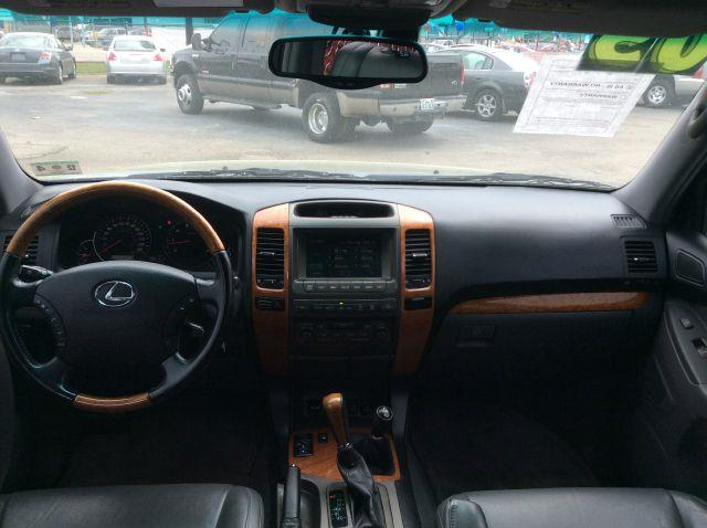 2005 Lexus GX 470 4WD 4dr SUV - Pasadena TX