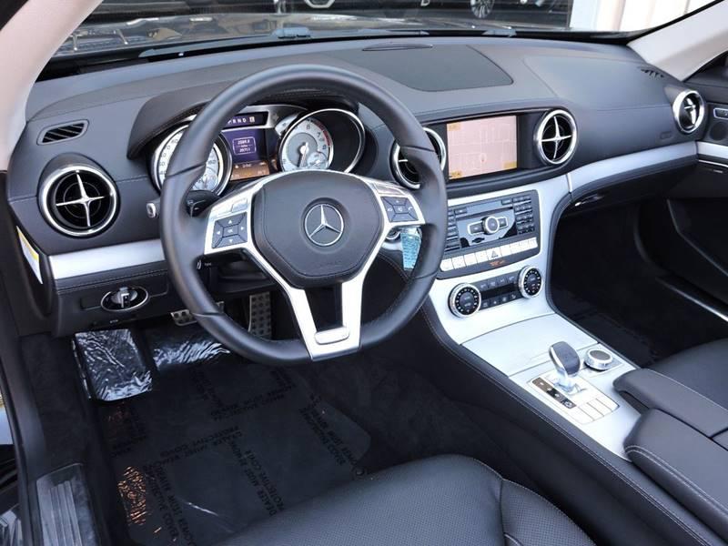 2013 Mercedes-Benz SL-Class SL 550 2dr Convertible - Houston TX