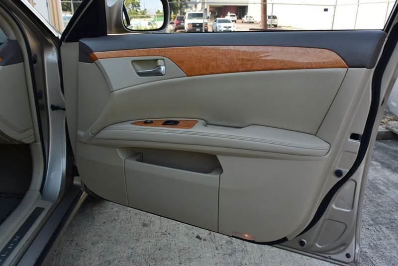2007 Toyota Avalon XLS 4dr Sedan - Houston TX