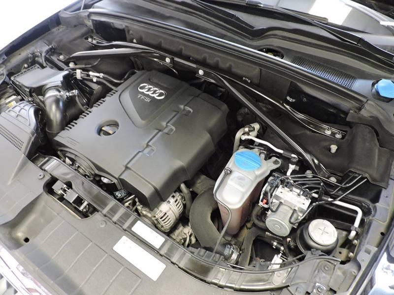 2012 Audi Q5 AWD 2.0T quattro Premium Plus 4dr SUV - Houston TX
