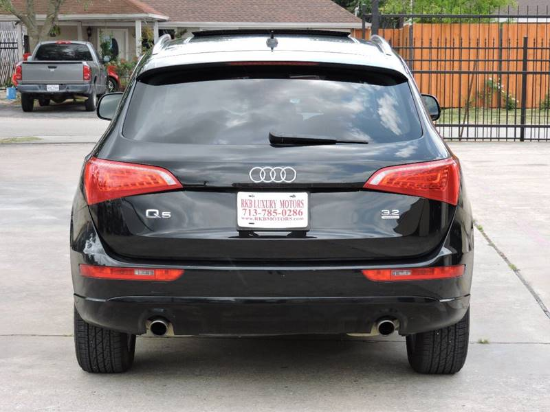2010 Audi Q5 AWD 3.2 quattro Premium Plus 4dr SUV - Houston TX