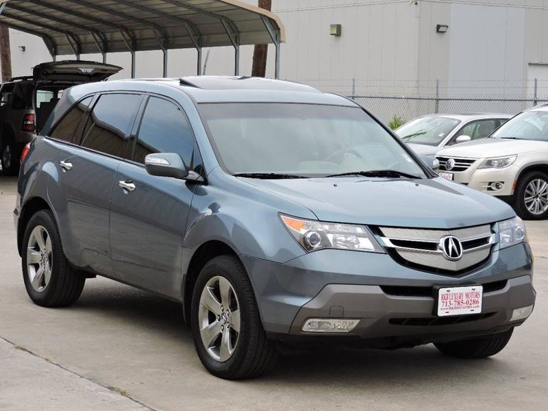 2007 Acura MDX SH-AWD 4dr SUV w/Sport Package - Houston TX