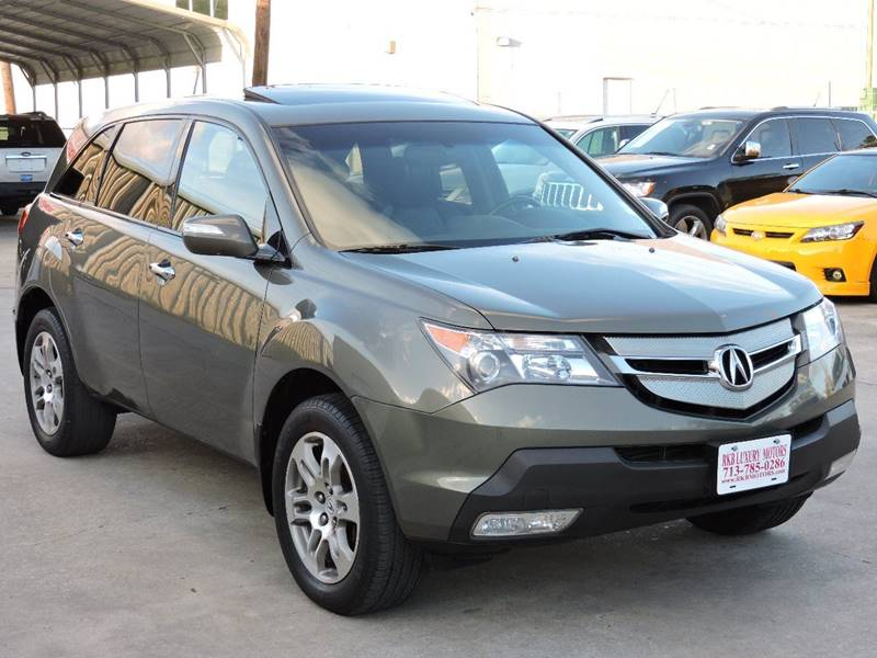 2007 Acura MDX SH-AWD 4dr SUV w/Technology and Entertainment Package - Houston TX