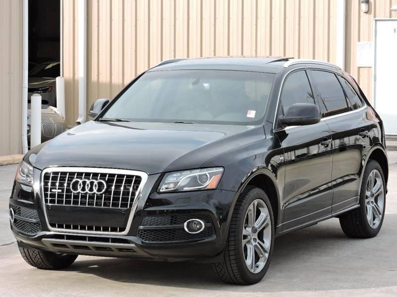 2009 Audi Q5 AWD 3.2 quattro Premium 4dr SUV - Houston TX