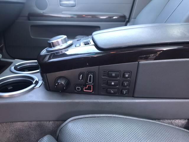 2008 BMW 7 Series 750i 4dr Sedan - Virginia Beach VA