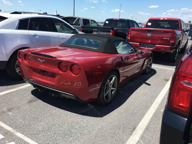 2012 Chevrolet Corvette 2dr Convertible w/3LT - Virginia Beach VA
