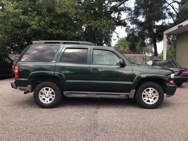 2003 Chevrolet Tahoe LS 4WD 4dr SUV - Virginia Beach VA