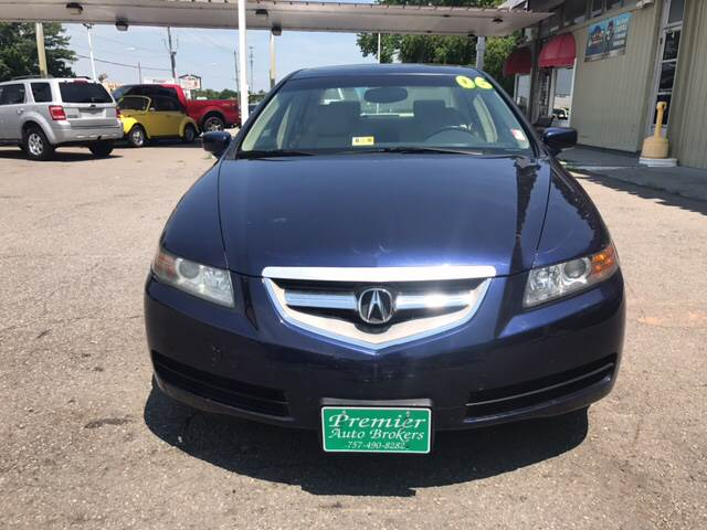 2006 Acura TL 4dr Sedan 5A - Virginia Beach VA