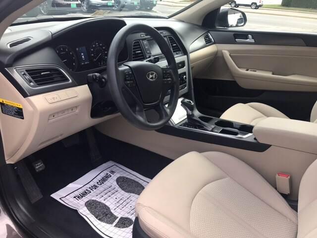 2015 Hyundai Sonata Sport 4dr Sedan - Virginia Beach VA