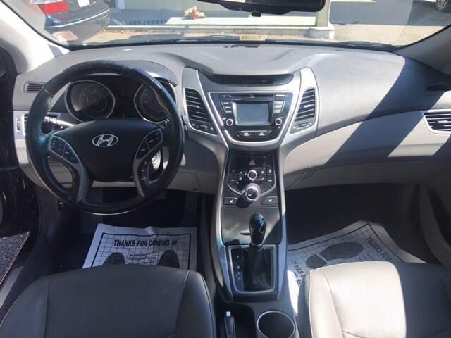 2014 Hyundai Elantra Limited 4dr Sedan 6A - Virginia Beach VA