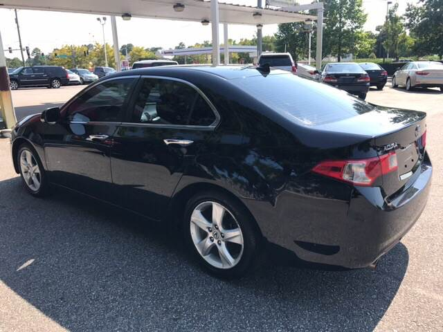 2010 Acura TSX 4dr Sedan 5A - Virginia Beach VA