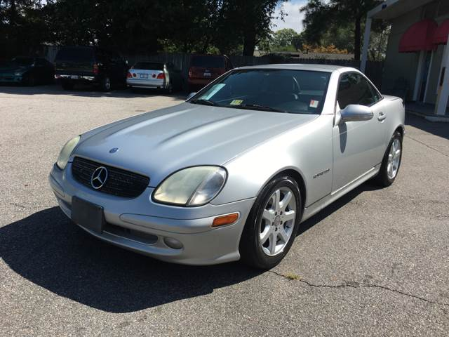 2001 MercedesBenz Slk SLK 230 Kompressor 2dr Convertible In