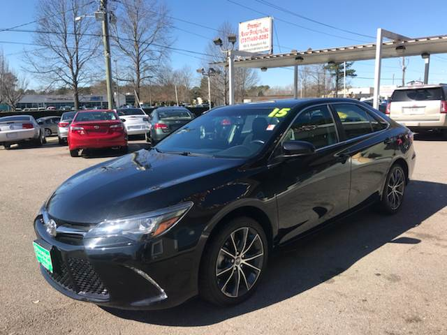 2015 Toyota Camry Xse V6 4dr Sedan In Virginia Beach Va Premier
