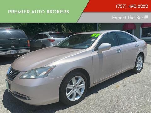 Lexus For Sale in Virginia Beach, VA - Premier Auto Brokers