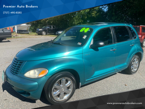 2004 Chrysler PT Cruiser for sale at Premier Auto Brokers in Virginia Beach VA