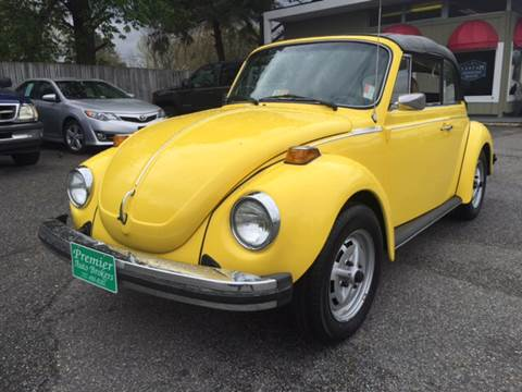 1979 Volkswagen Super Beetle for sale in Virginia Beach, VA