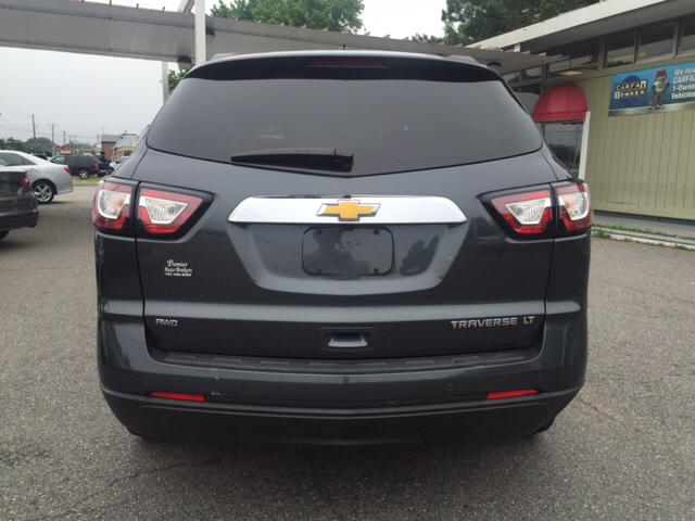2013 Chevrolet Traverse LT AWD 4dr SUV w/1LT - Virginia Beach VA