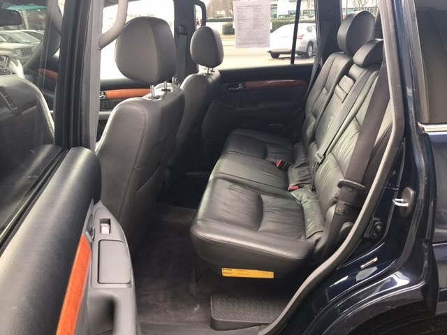 2007 Lexus GX 470 4dr SUV 4WD - Virginia Beach VA