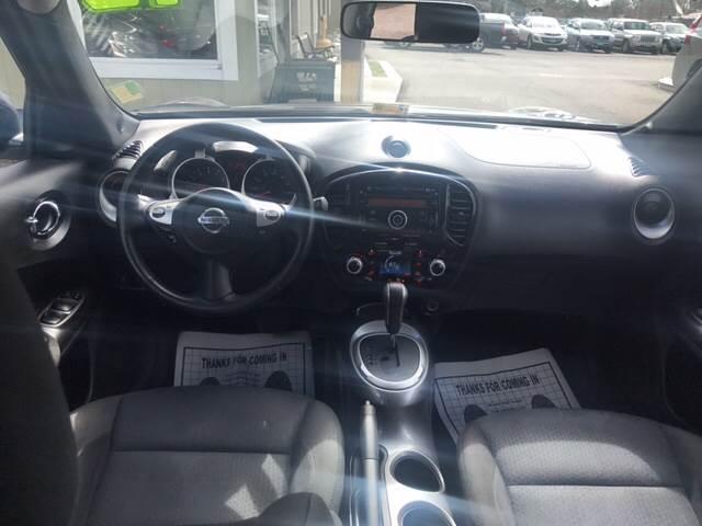 2012 Nissan JUKE AWD S 4dr Crossover - Virginia Beach VA