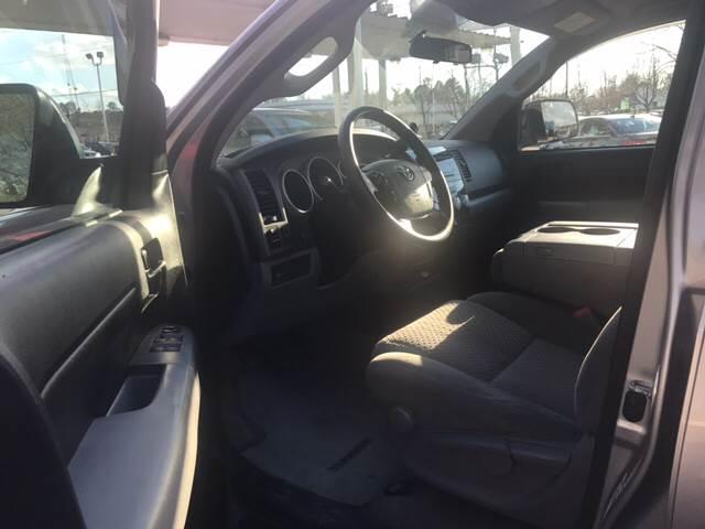 2010 Toyota Tundra 4x4 Grade 4dr Double Cab Pickup SB (5.7L V8) - Virginia Beach VA
