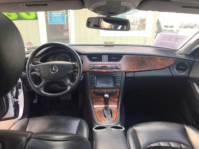 2006 Mercedes-Benz CLS CLS 500 4dr Sedan - Virginia Beach VA