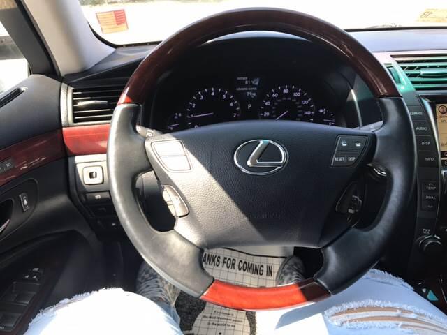 2007 Lexus LS 460 4dr Sedan - Virginia Beach VA