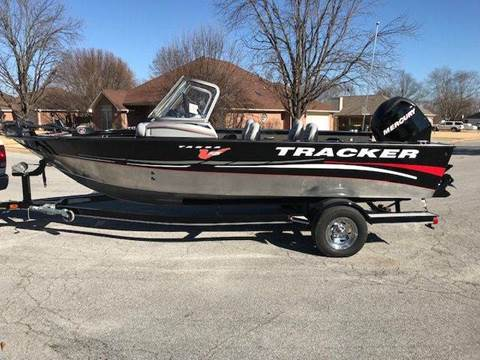 Bass Tracker Motorcycles Boats For Sale Lowell AAA Family Motors