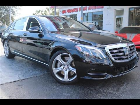 Mercedes benz s class for sale in pompano beach fl for Pompano mercedes benz