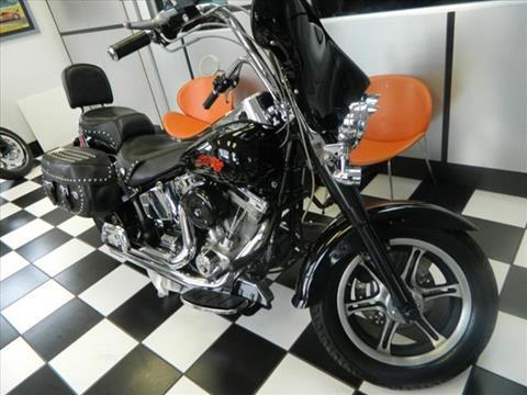 1999 Harley-Davidson FLSTC for sale in Pompano Beach, FL
