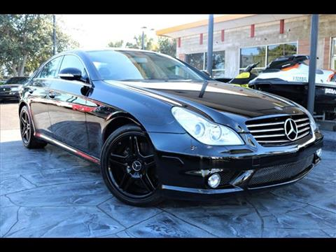 2007 Mercedes Benz CLS For Sale In Pompano Beach, FL