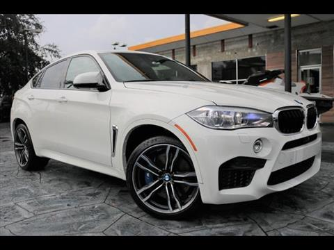 Used 2017 Bmw X6 M For Sale In Florida Carsforsale Com