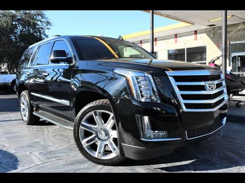 2015 Cadillac Escalade for sale in Pompano Beach, FL